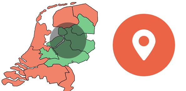 Nasze tłumaczenia wykonujemy na terenie prowincji:
